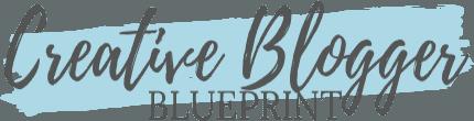 Creative Blogger Blueprint logo