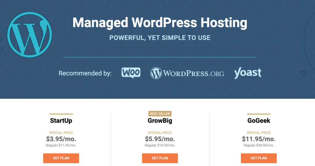 Siteground Hosting Image